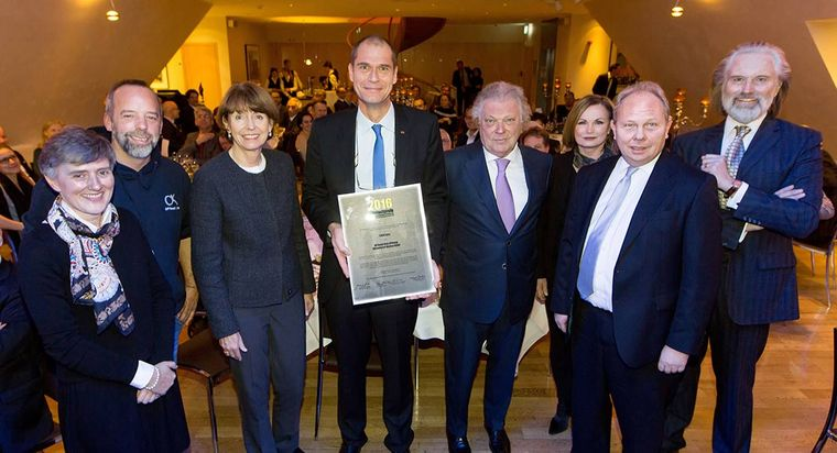 2016: Preis der Kölner Bürgergemeinschaft Altstadt